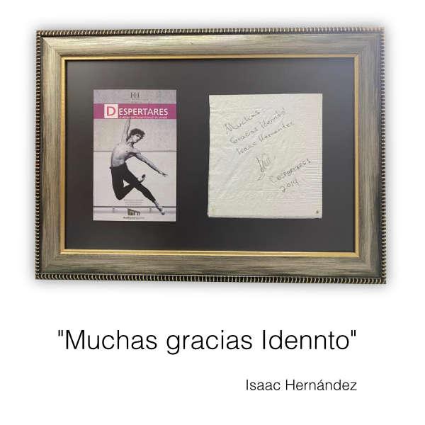 Caso de éxito idennto: Isaac Hernández